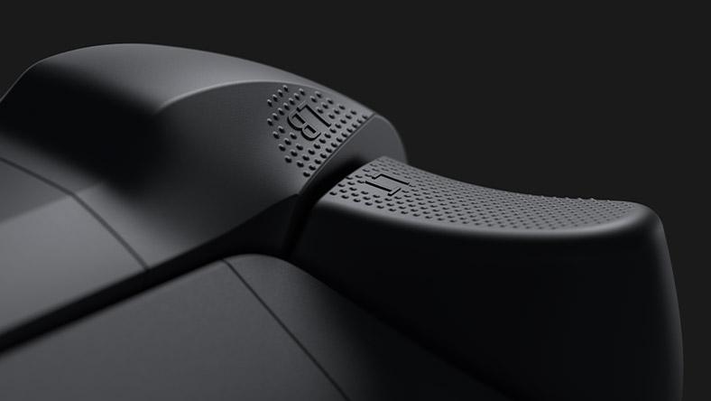 La console Xbox Series X - Gachettes (crédits : Xbox)