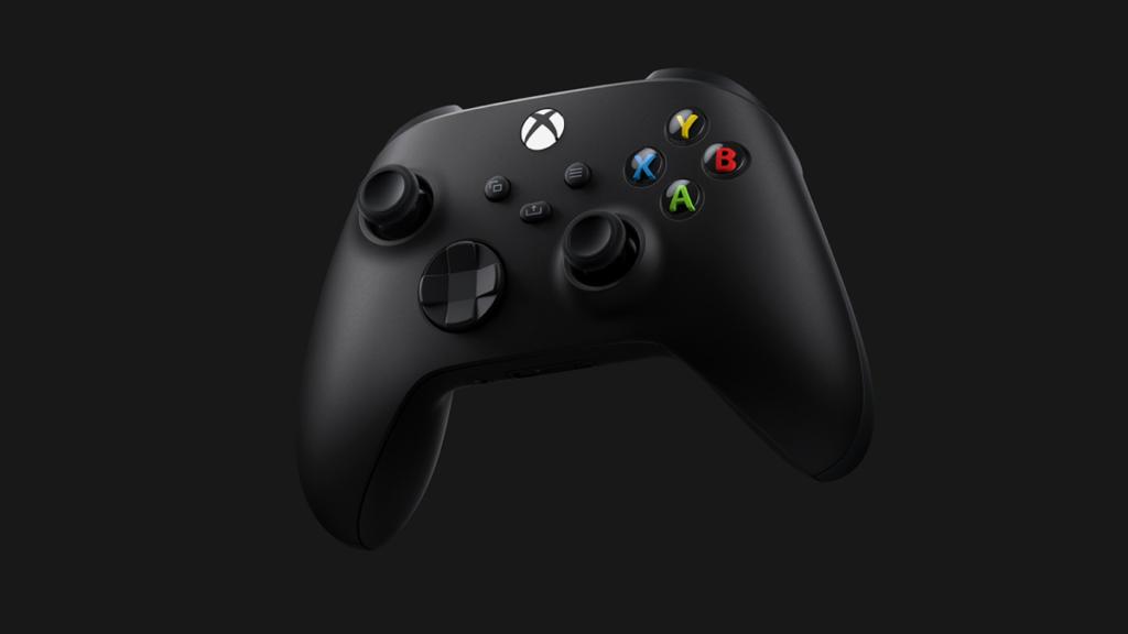 La console Xbox Series X - Manette (crédits : Xbox)