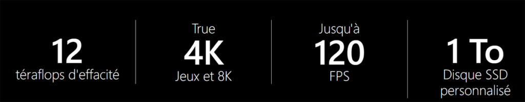 La console Xbox Series X - Résolutions (crédits : Xbox)