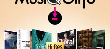 Qobuz vous offfre 7 albums gratuits à télécharger