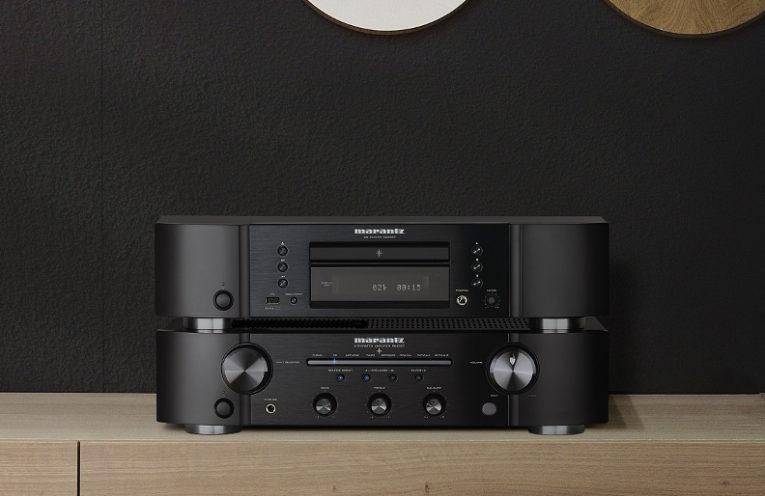Marantz PM6007 et CD6007