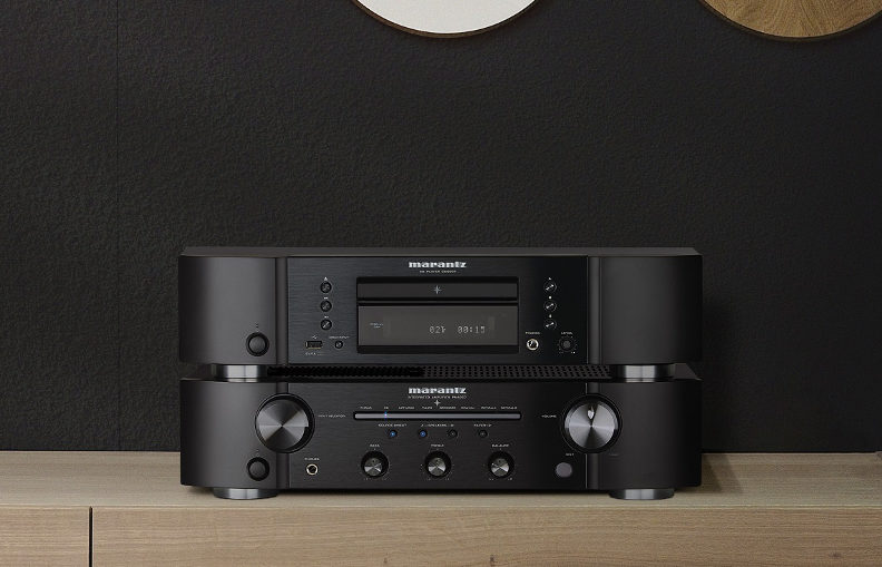 Marantz PM6007 et CD6007