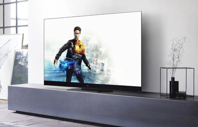 TV OLED Panasonic série HZ2000