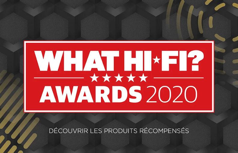 What Hi-Fi Awards 2020