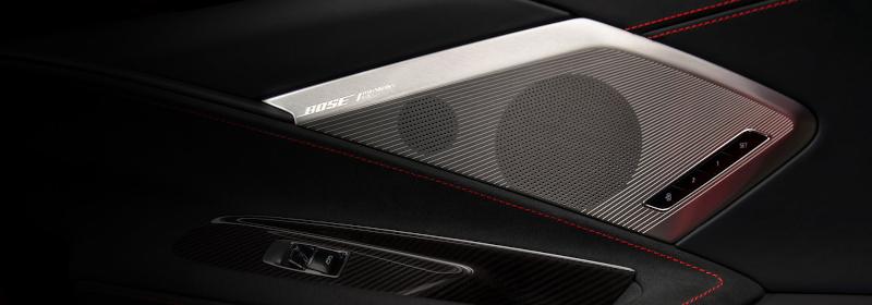 Systèmes Hi-Fi et automobiles : Bose
