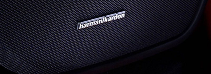 Systèmes Hi-Fi et automobiles : Harman/Kardon