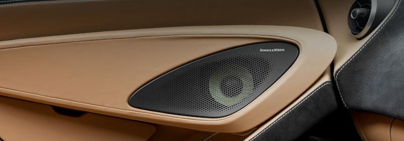Systèmes Hi-Fi et automobiles : Bowers & Wilkins