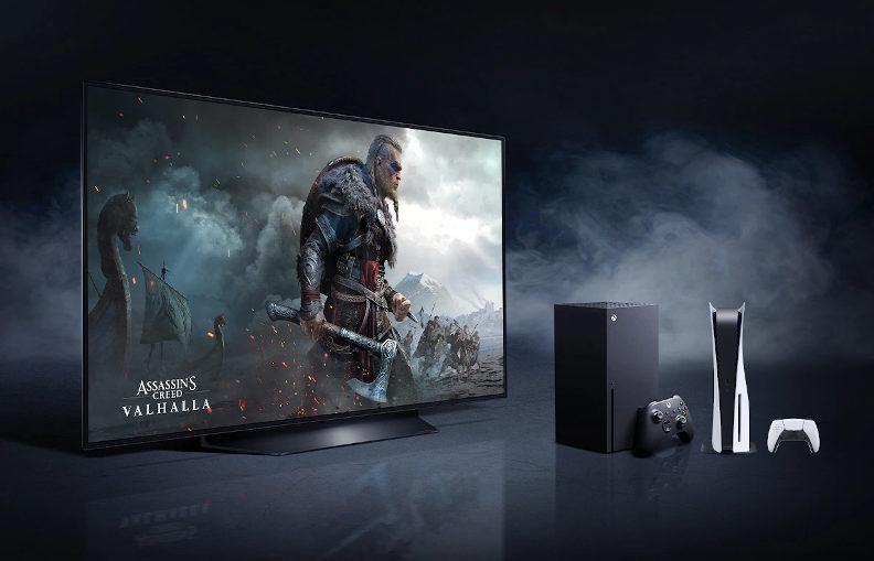 Les meilleurs TV pour exploiter tout le potentiel des PS5 et Xbox Series X - Noël 2020