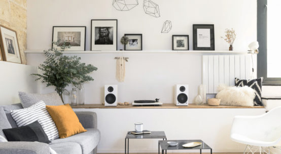 Voici quelques exemples de systèmes audio vinyles compacts et élégants de 500 à 1500€