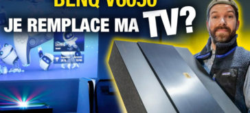 Découvrez la vidéo du BenQ V6050 sur la Cobra TV