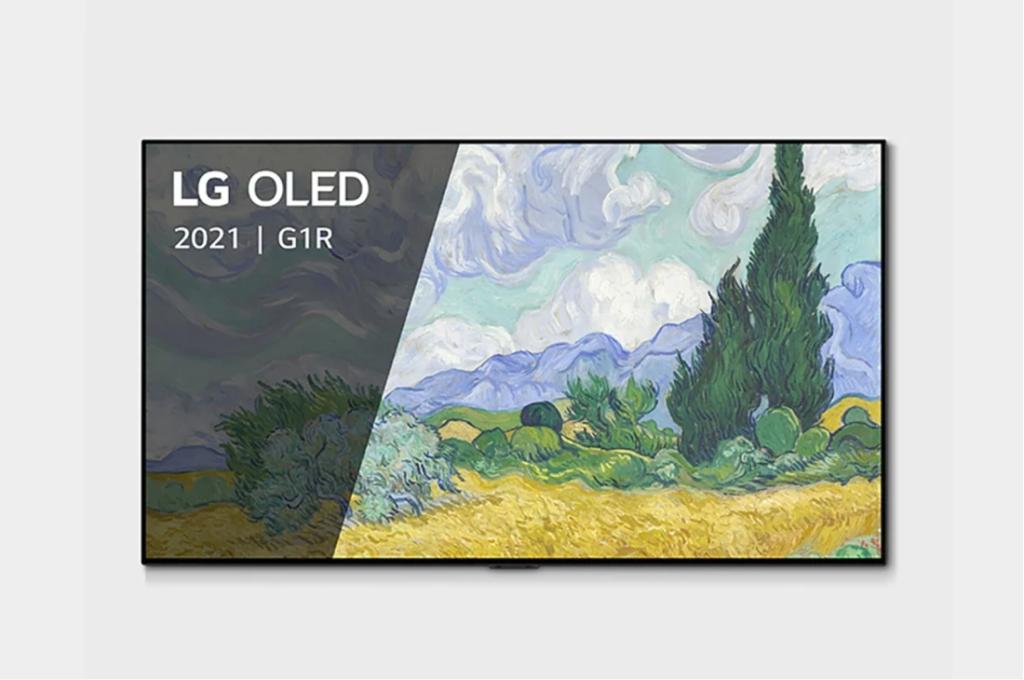Téléviseur LG OLED G1