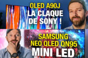 Samsung Neo QLED ou Sony OLED pour 2021 ?