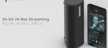 Qobuz en haute-résolution sur Sonos