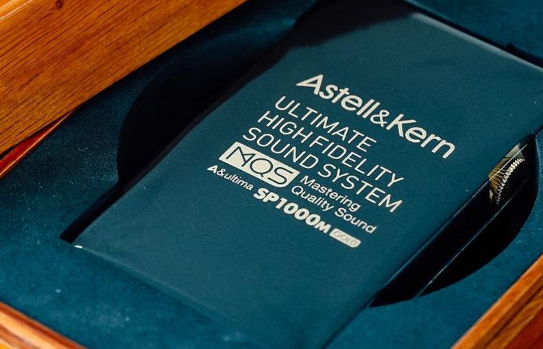Astell&Kern : le système Hi-Fi ultime aux creux de la main !