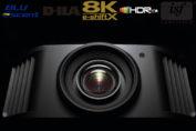 Vidéoprojecteurs laser 8K JVC DLA-NZ7, DLA-NZ8 et DLA-NZ9